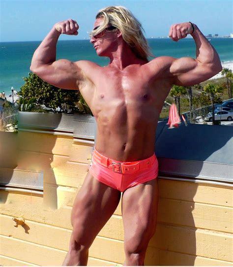 Naked Female Bodybuilder