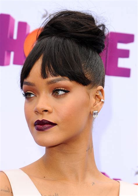 rihanna home premiere in westwood