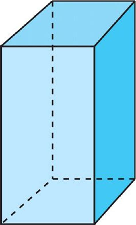 prisma form prisma rectangular matem 225 tica