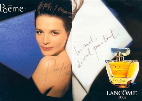 Lancomes Ambassador Juliette Binoche by The Of Fragrance Juliette Binoche