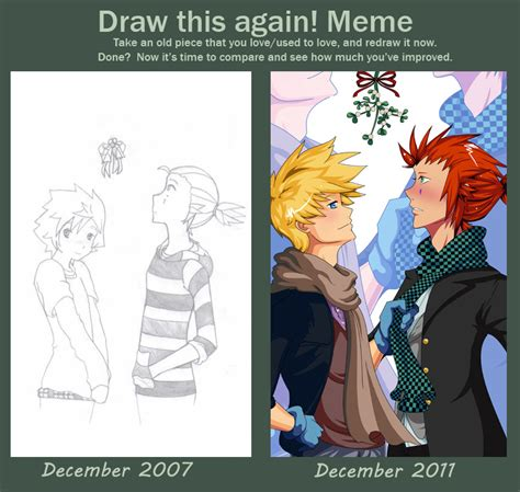 Draw This Again Meme Fail - draw this again by itsmikuru on deviantart