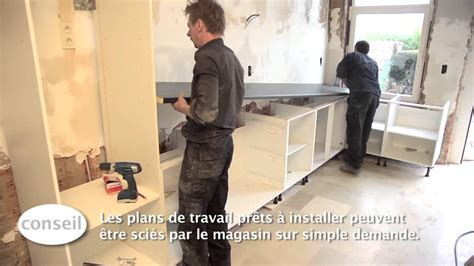 Beau Installer Plan De Travail Cuisine #1: maxresdefault.jpg