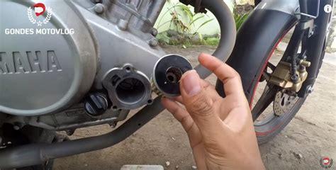 Air Filter New Vixion cara mengganti oli mesin dan filter oli di yamaha new vixion