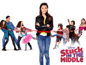 What Is Your Favorite Fashion Centric Tv Show by Stuck In The Middle Disney Channel