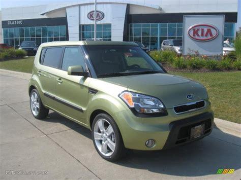 Green Kia 2011 Green Kia Soul 35533934 Gtcarlot Car