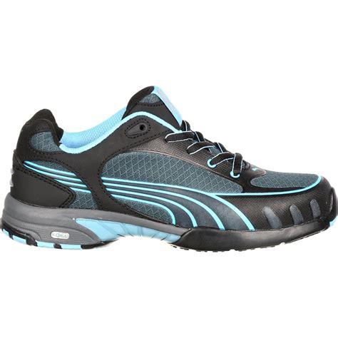 most comfortable steel toe tennis shoes puma women s steel toe athletic work shoe p642825