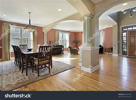 foyer open to dining room open floor plan entryway ideas home deco plans