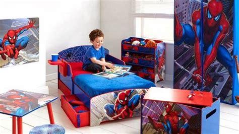 Spiderman Bedroom Ideas habitaci 243 n de spiderman dormitorios colores y estilos