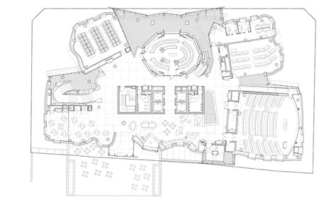 frank gehry floor plans frank gehry s quot paper bag quot business school opens in sydney design news from all over the world