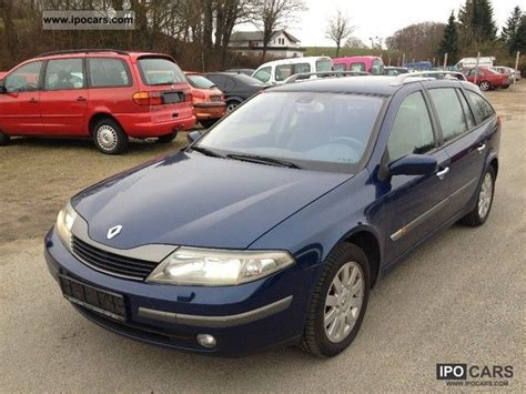 2001 renault laguna 1 9 dci privilege climate car photo