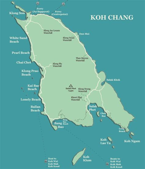 long easy tattoo koh chang koh chang beaches our guide to all the beaches