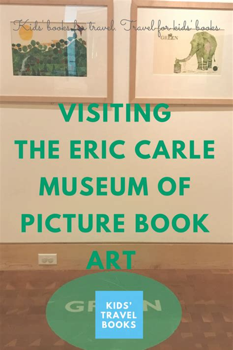 eric carle picture book museum visiting the eric carle museum of picture book