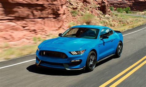 ford extends shelby mustangs another model year