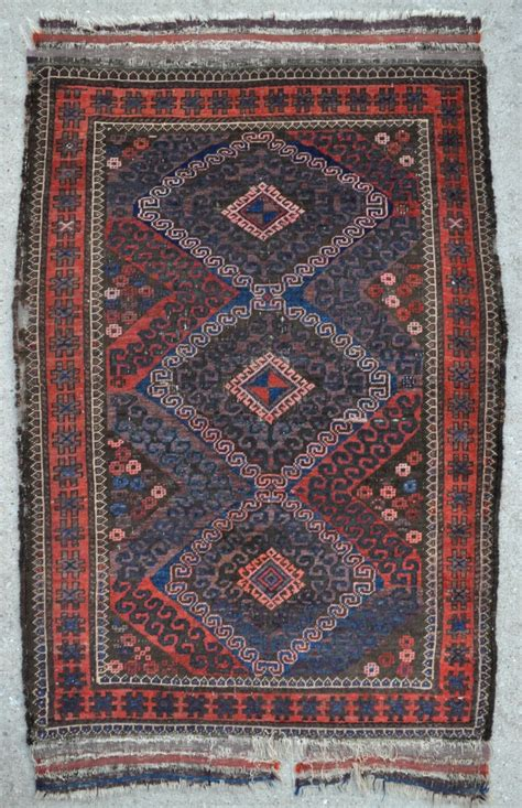 baluch rugs baluch rug in age and vintage symmetrically knotted no repairs great colors enlarge