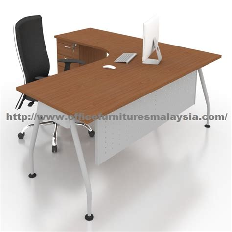 5 ft office desk 5ft x 5ft office manager table desk moden design office