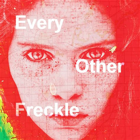 alt j every other freckle lyrics new alt j track every other freckle is one of their