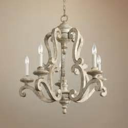 White Washed Wood Chandelier White Washed Wood Chandelier Cernel Designs
