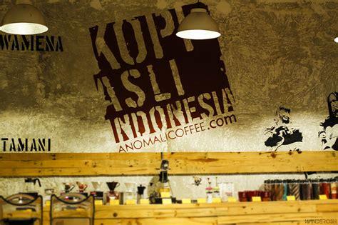 Anomali Coffee Bali anomali coffee bali