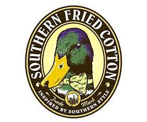 Southern Cotton Stickers