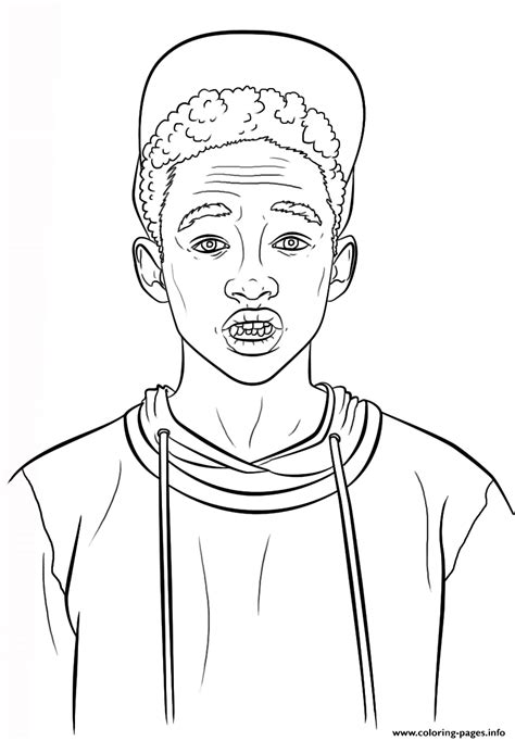 celebrity coloring pages online jaden smith celebrity coloring pages printable