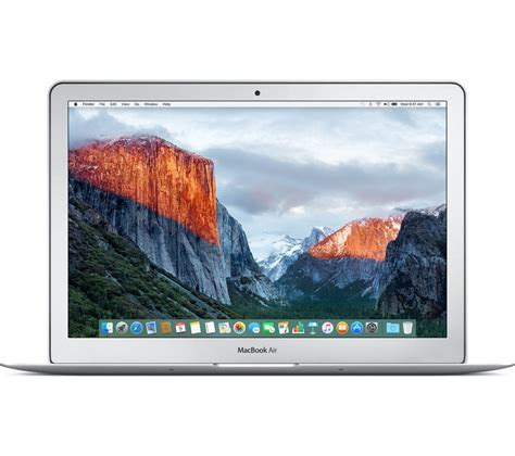 buy apple macbook air 13 3 quot free delivery currys