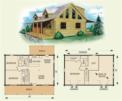 20x40 Cottage Plan Joy Studio Design Gallery Best Design 20 X 26 House Plans