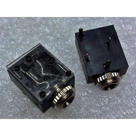 Socket Mini Stereo 3 5 Pcb 3 5mm stereo mini socket pcb mount 5 pin