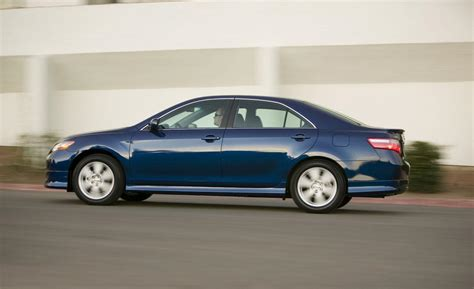 toyota camry 2008 car and driver