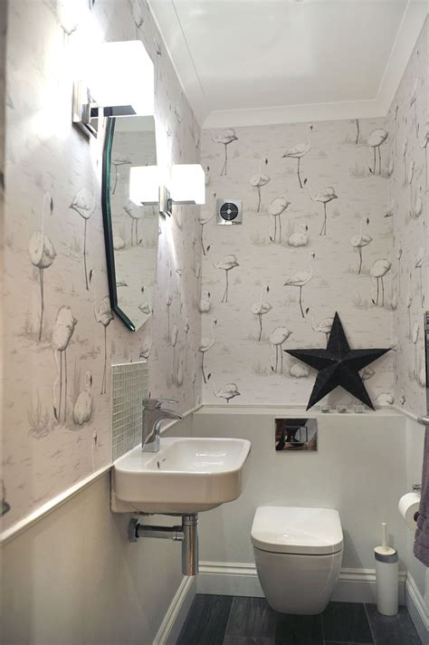 wallpapered bathrooms ideas wallpaper in bathroom ideas boncville apinfectologia
