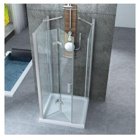 box doccia tre lati 70x90 box doccia 3 lati per centro stanza con porta a libro
