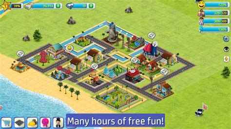 Gamis Vilia Ce 77 city island sim 2 for android free city island sim 2 apk mob org