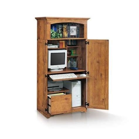 Computer Armoire Walmart by Computer Armoire Sauder Innovation Yvotube