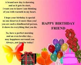 birthday card quotes birthday quotes for friends quotesgram