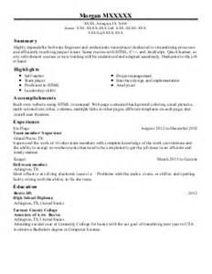 foreign sales resume sales lewesmr