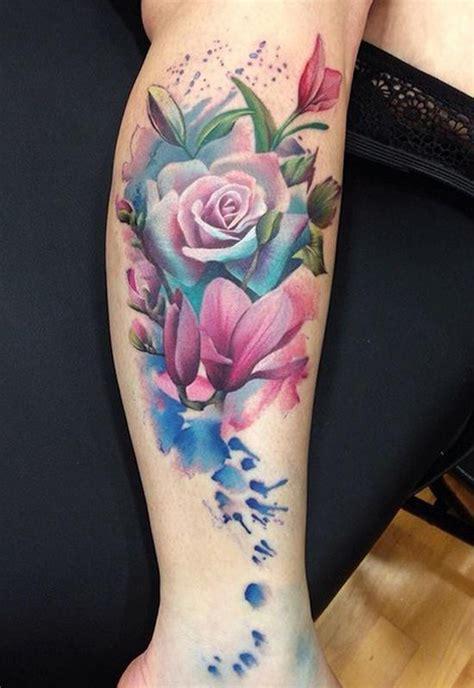 50 magnolia flower tattoos forearm sleeve tattoos 50 magnolia flower tattoos wasserfarbent 228 towierungen