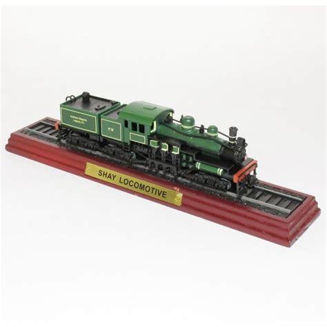 atlas editions locomotives shay locomotive 1 100 scale