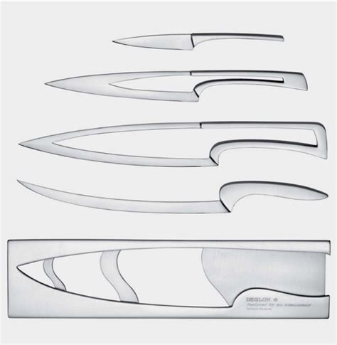 nesting kitchen knives steel nested kitchen knife set meeting interiorholic com