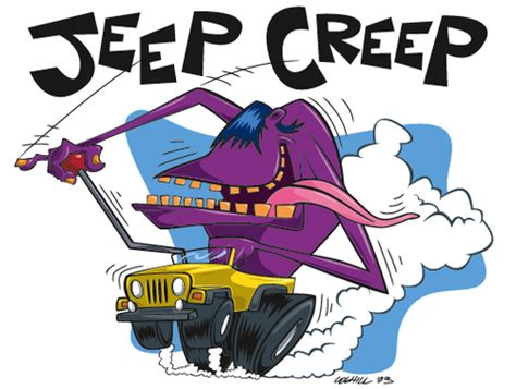 Jeep Character Jeep Character By Coghill Cartooning Media