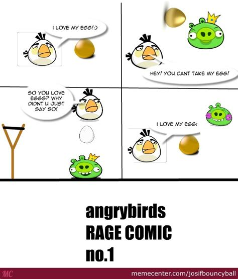 Angry Birds Memes - angrybirds comic by josifbouncyball meme center