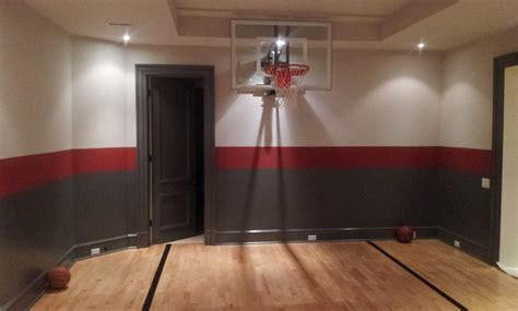 Indoor Basketball Court   Modern   Home Gym   Toronto   by