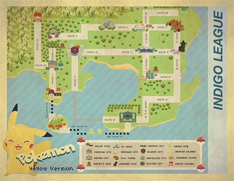project pokemon map kanto images pokemon images