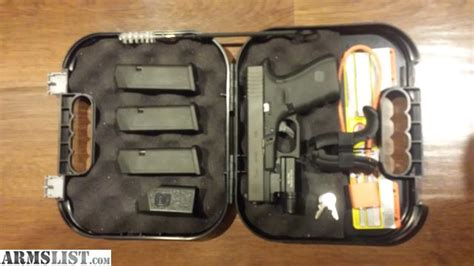glock 19 4 tactical light armslist for sale glock 19 4 with tactical light