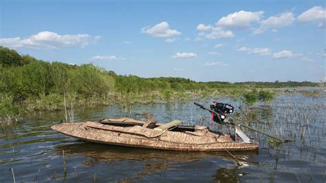 momarsh boats very good condition momarsh fatboy dp with ppf longtail
