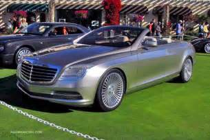 4 Door Convertible Mercedes Still A Wait For Those Expecting An S Class 4 Door