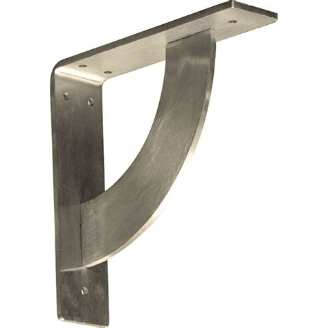 Countertop Metal Brackets by Metal Corbels Metal Brackets Stainless Steel Corbel