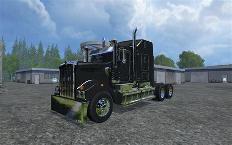 Truck Ls by Kenworth T908 Truck V2 0 Ls 2015 Mod