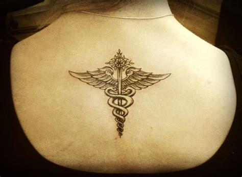 medical caduceus tattoo designs best 25 caduceus ideas on