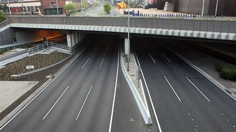citylink upgrade burnley and domain tunnels reopened but drivers still face
