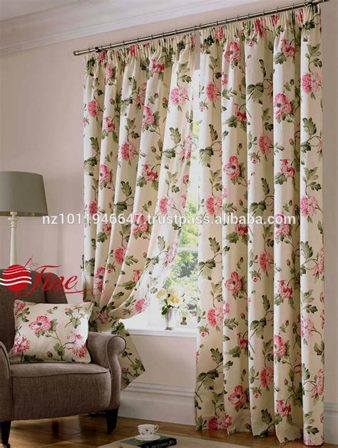 cottage curtains top quality gorgeous country cottage floral curtains with