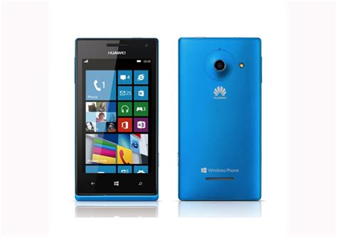 Huawei Windows Phone huawei finally launches ascend w1 with windows phone 8